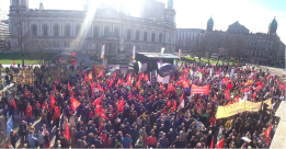 March 13th Strike Against Austerity